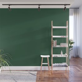 Eden | Pantone Fashion Color | Fall : Winter 2019-2020 | New York | Solid Color | Wall Mural