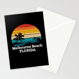 Melbourne Beach FLORIDA Stationery Cards