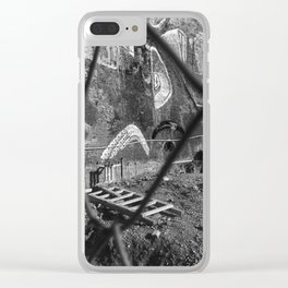 RVA Gone Clear iPhone Case