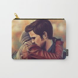 You put your arms around me Carry-All Pouch