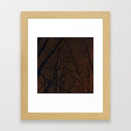 motor Framed Art Print