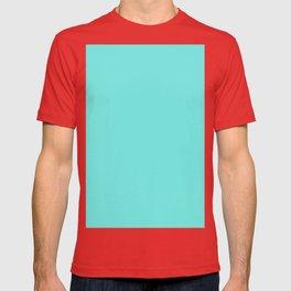 Turquoise Blue T-shirt