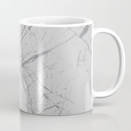 Silver Splatter 089 Coffee Mug