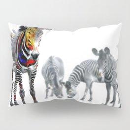 Stand Out Zebra Pillow Sham