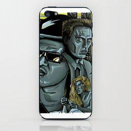 King of New York iPhone Skin