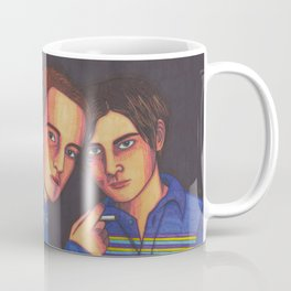 Britpop Guys Coffee Mug