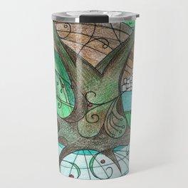 The World Tree Travel Mug