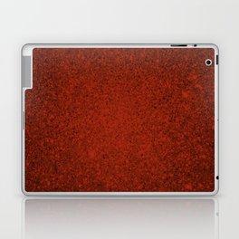 Agate Red Sparkling Jewels Pattern Laptop & iPad Skin