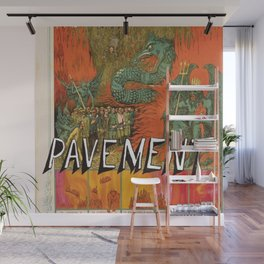 Pavement - Quarantine The Past Wall Mural