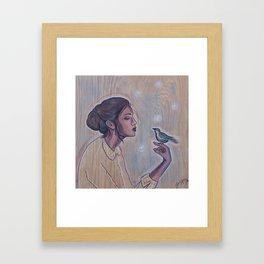 The Mockingbird Framed Art Print