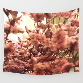 Cherry Blossoms 3 Wall Tapestry