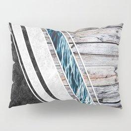 Striped Materials of Nature I Pillow Sham