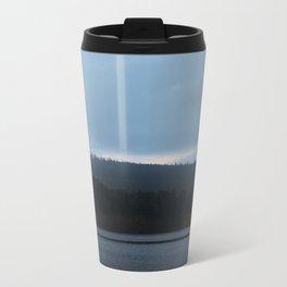 Morning Over The Invisible Lake Travel Mug