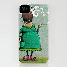 Madame Adipeux Slim Case iPhone (4, 4s)