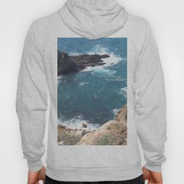 California - Pacific Coast Highway - Ocean Hoody