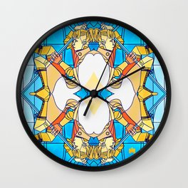 Not a Princess Wall Clock