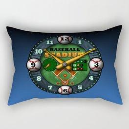 Baseball Stadium Rectangular Pillow
