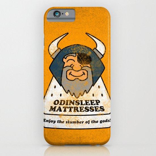 Odin - Odinsleep Mattresses iPhone & iPod Case