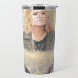 The Evolution of Clarke Griffin Travel Mug