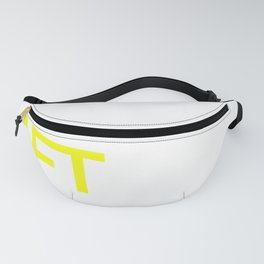 Weightlifting Exercise Gym Graphic Fanny Pack
