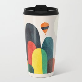Wanderlust Travel Mug