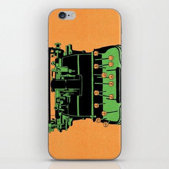 """""""An Object"""" by Steven Fiche iPhone & iPod Skin"""