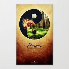 Usawa Canvas Print