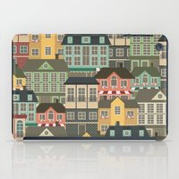 urban iPad Cases featuring Urban by Julia Badeeva