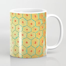 Skin anatomy Coffee Mug