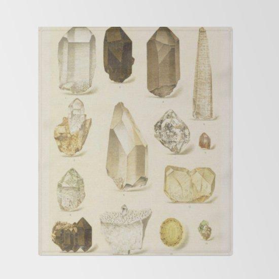 Quartz Crystals by bluespecsstudio
