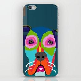 dog iPhone Skin
