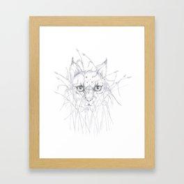 Lyrix Framed Art Print