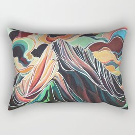 Jumbo Mornings Rectangular Pillow