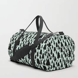 Mint x Pine Forest Duffle Bag