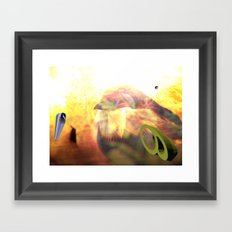 Genasearak Framed Art Print