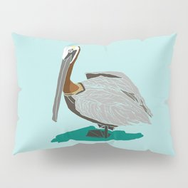 Mr. Pelican Pillow Sham