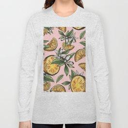 Lemon Crush Long Sleeve T-shirt