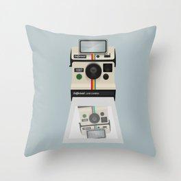 Selfieroid Throw Pillow