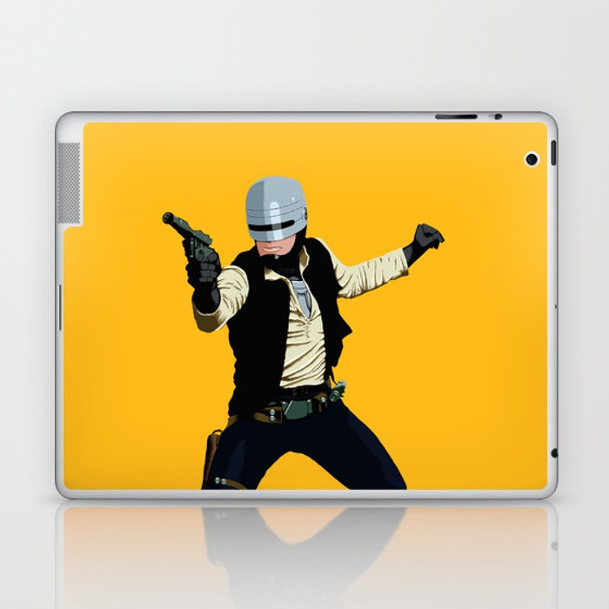 SoloCop Laptop & iPad Skin