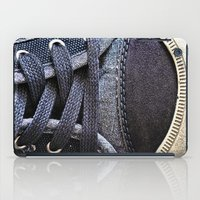 shoe iPad Cases featuring Shoe by Fine2art