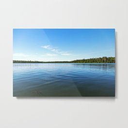 Lake Itasca - Minnesota, USA 5 Metal Print