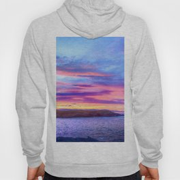 Biscay Bay sunset Hoody