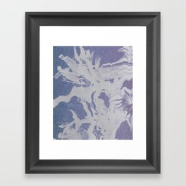 Untitled 20160119t (Arrangement) Framed Art Print