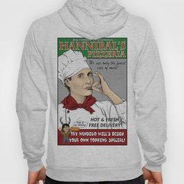Hannibal's Pizzeria Hoody