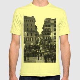 Rain in Rome T-shirt