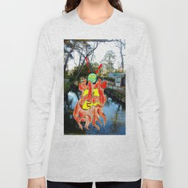 Trunks in The Park Long Sleeve T-shirt