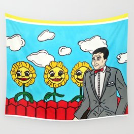 Pee Wee's Playhouse Wall Tapestry