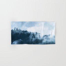 The Wilderness, Foggy Forest Hand & Bath Towel