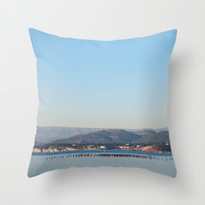 Sea Idyll 7821 Throw Pillow