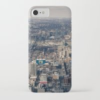 toronto iPhone & iPod Cases featuring Toronto by Nick De Clercq
